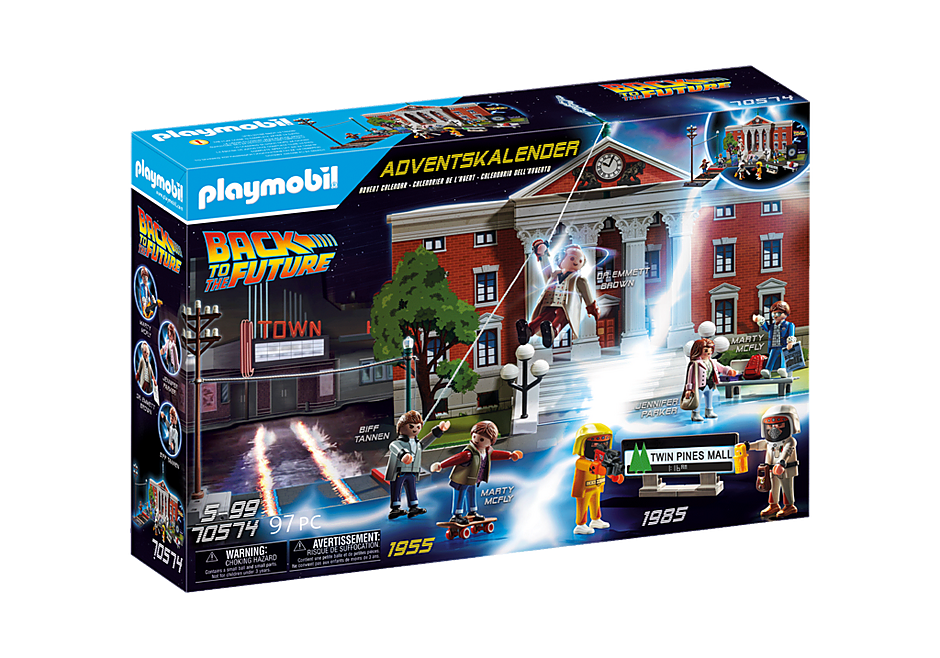 "70574 Adventskalender ""Back to the Future"" detail image 2"