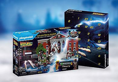 70574 Advent Calendar -  Back to the Future