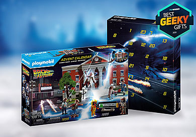 70574 Back to the Future Advent Calendar
