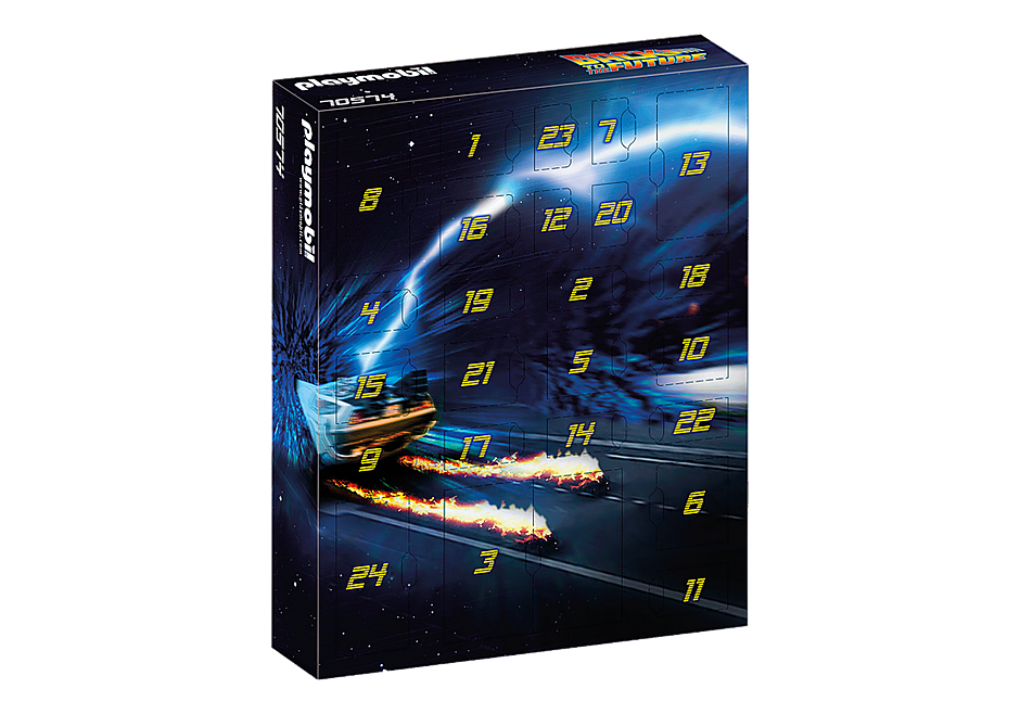 70574 Adventskalender  'Back to the Future' detail image 4
