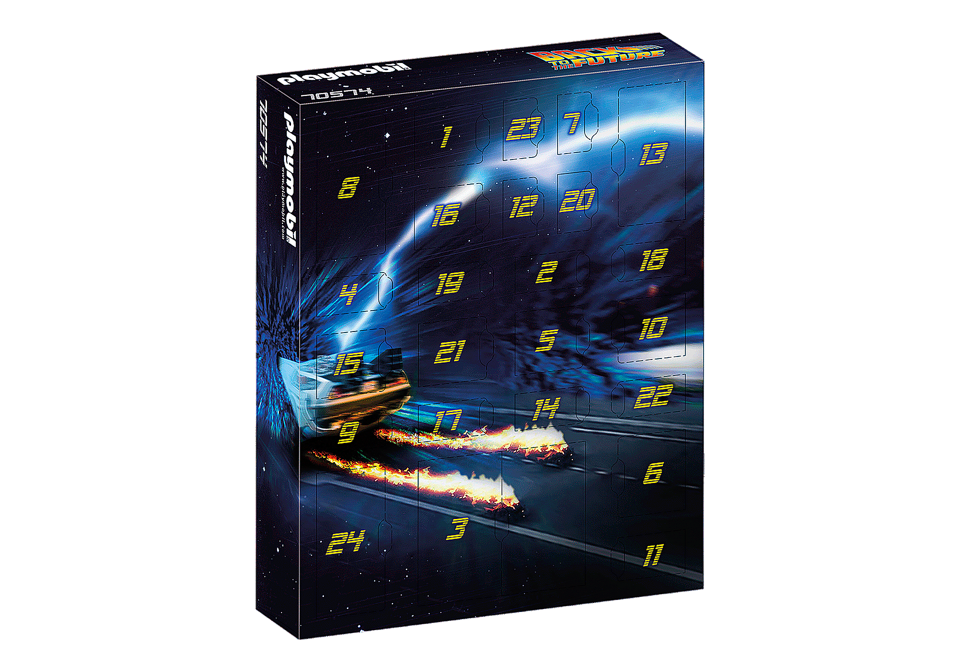 "70574 Adventskalender ""Back to the Future"" zoom image4"