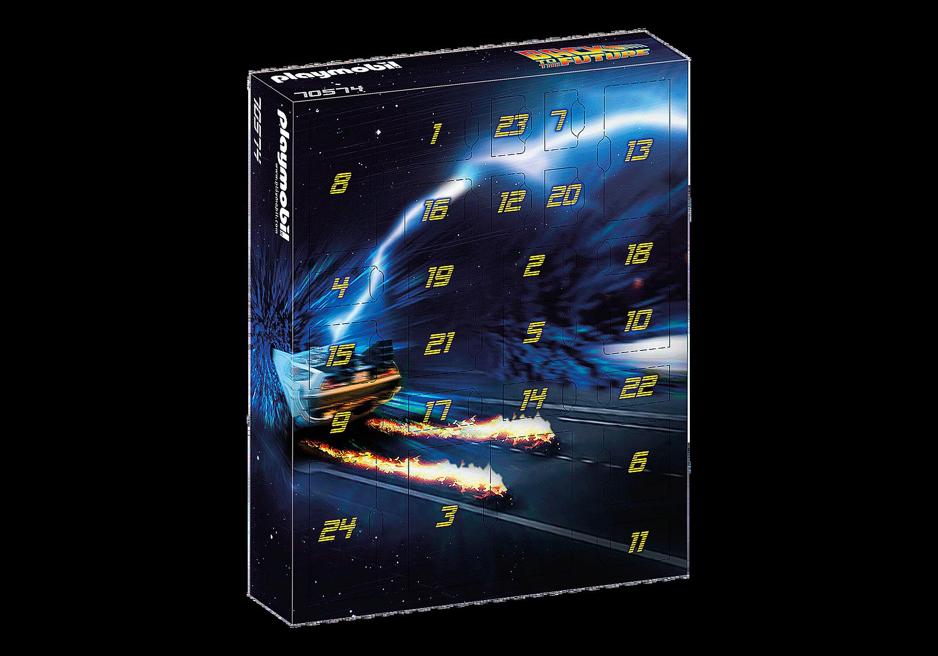 70574 Calendrier de l'Avent 'Back to the Future' zoom image4