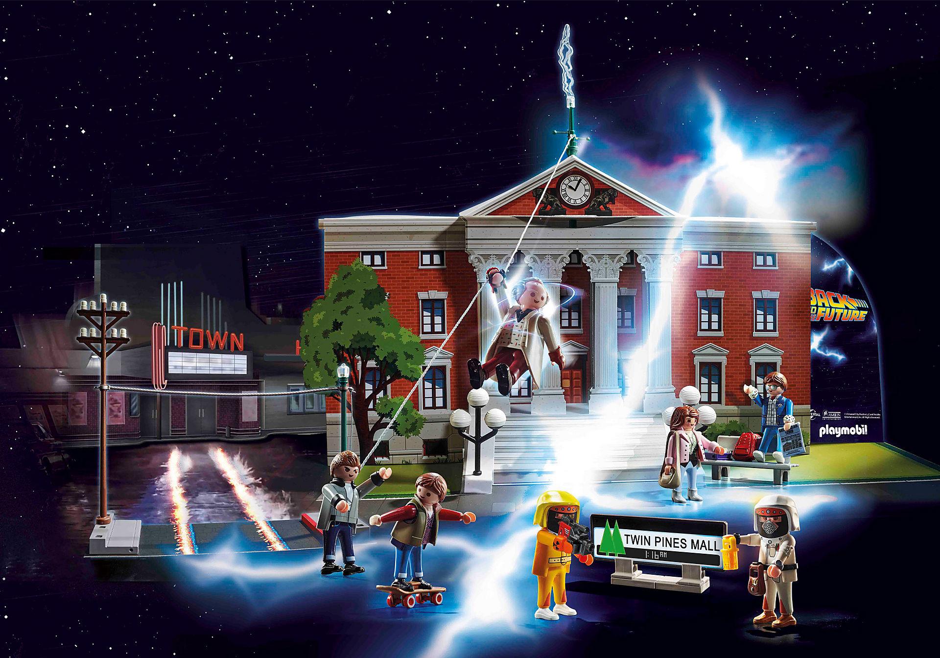 70574 Calendário do Advento 'Back to the Future' zoom image5