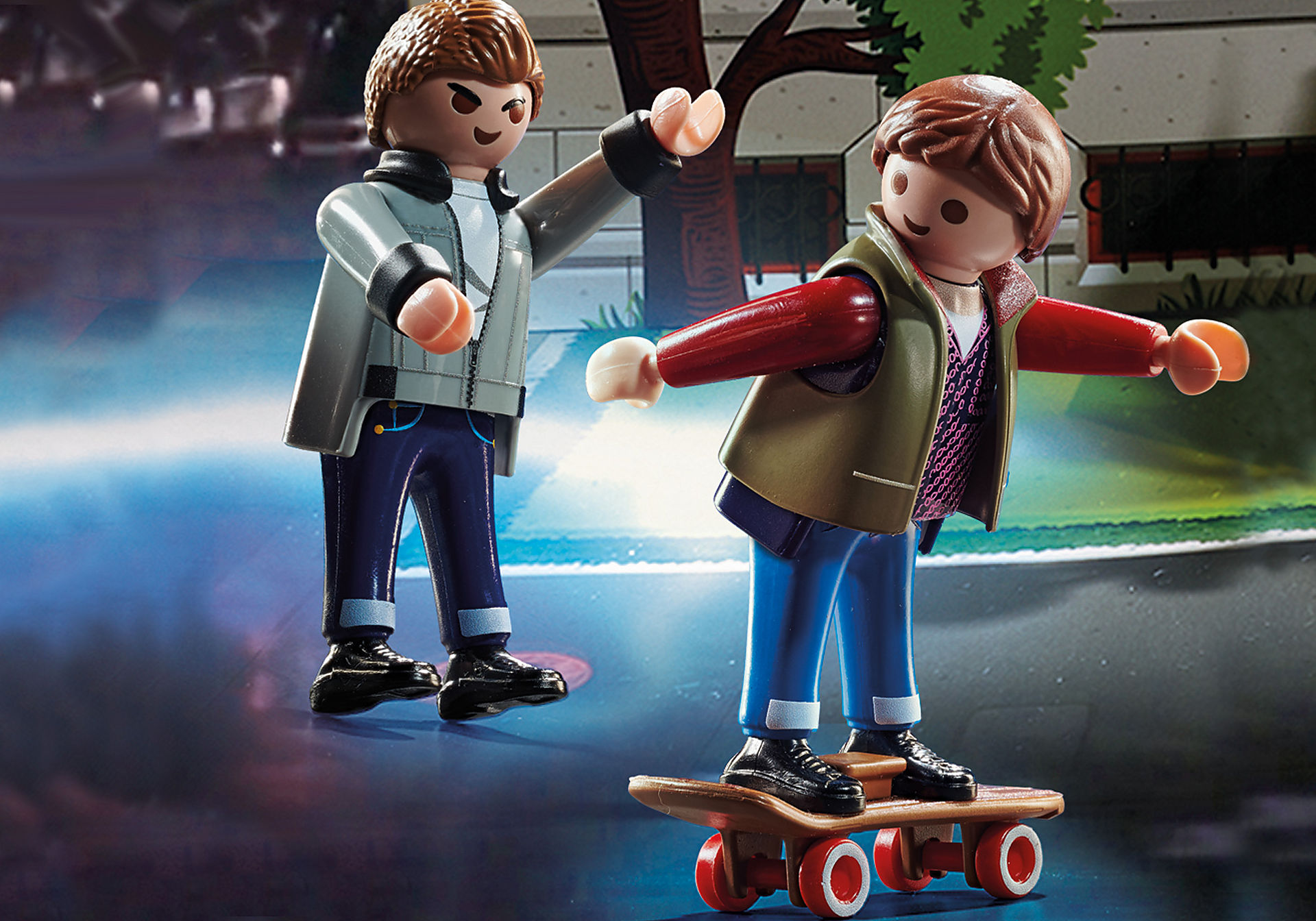 70574 Advent Calendar -  Back to the Future zoom image7