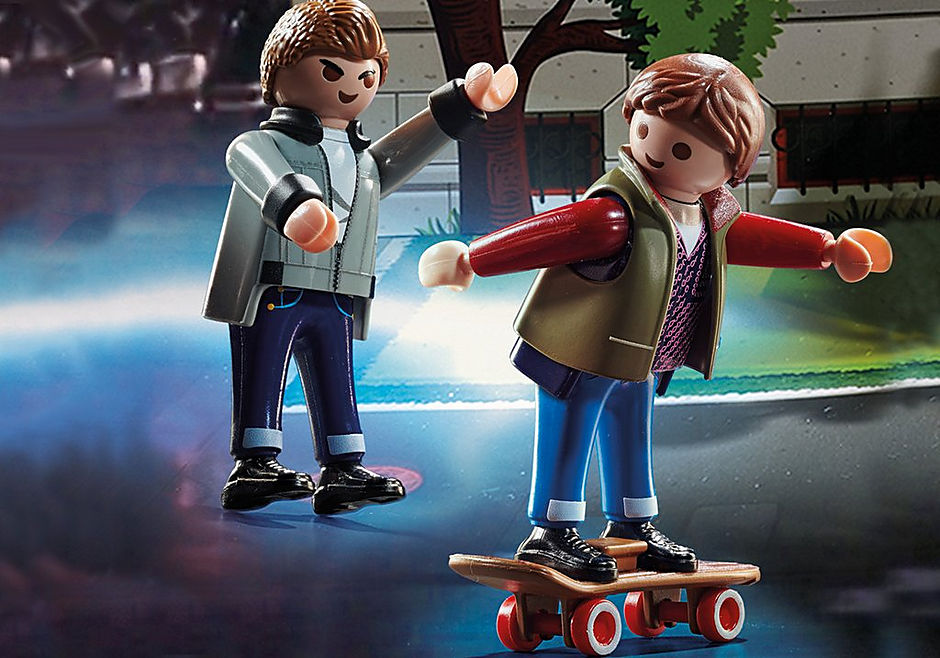 70574 Calendrier de l'Avent 'Back to the Future' detail image 6