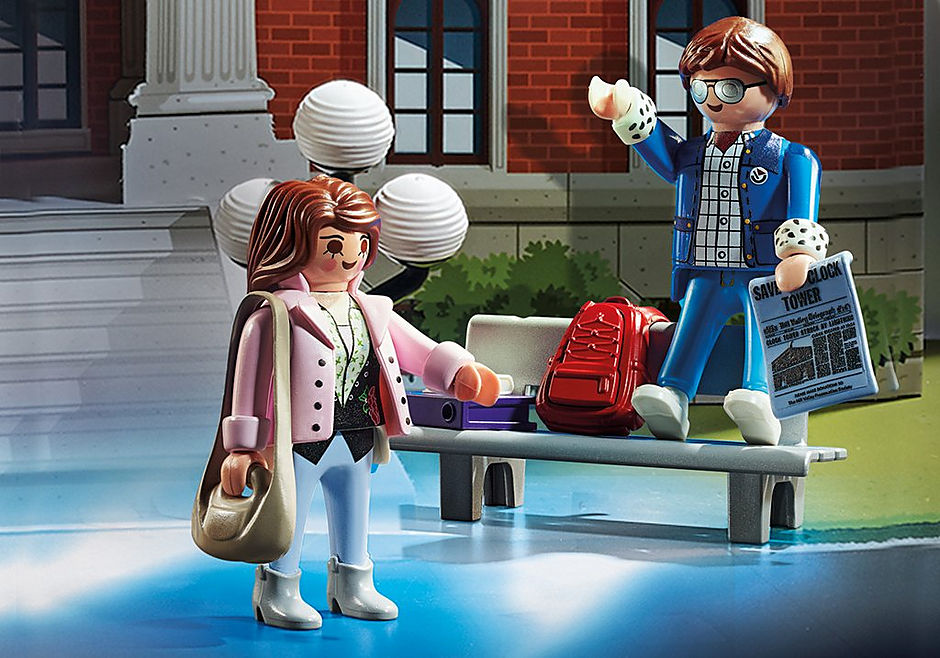 70574 Back to the Future Advent Calendar detail image 8