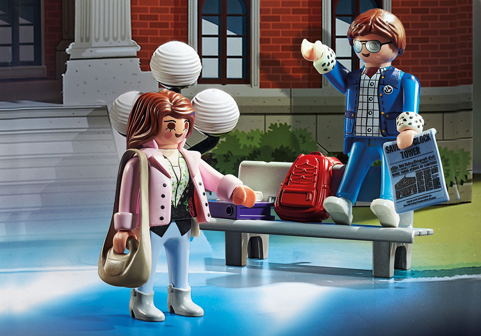 70574 Back to the Future Advent Calendar zoom image8