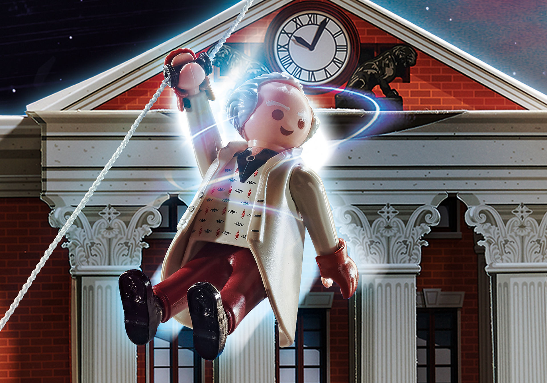 70574 Calendrier de l'Avent 'Back to the Future' zoom image9