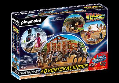 70576 Calendario de Adviento Back to the Future Parte III