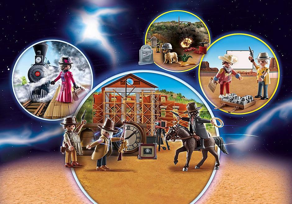 70576 Calendario dell'Avvento 'Back to the Future Parte III' detail image 3