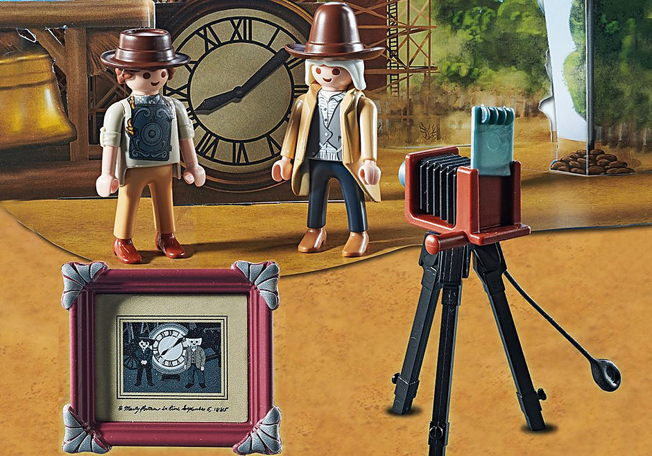 70576 Advent Calendar - Back to the Future III detail image 5
