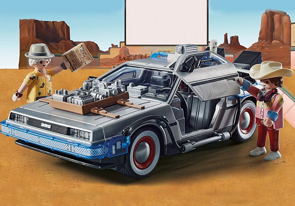 70576 Calendario dell'Avvento 'Back to the Future Parte III' detail image 6