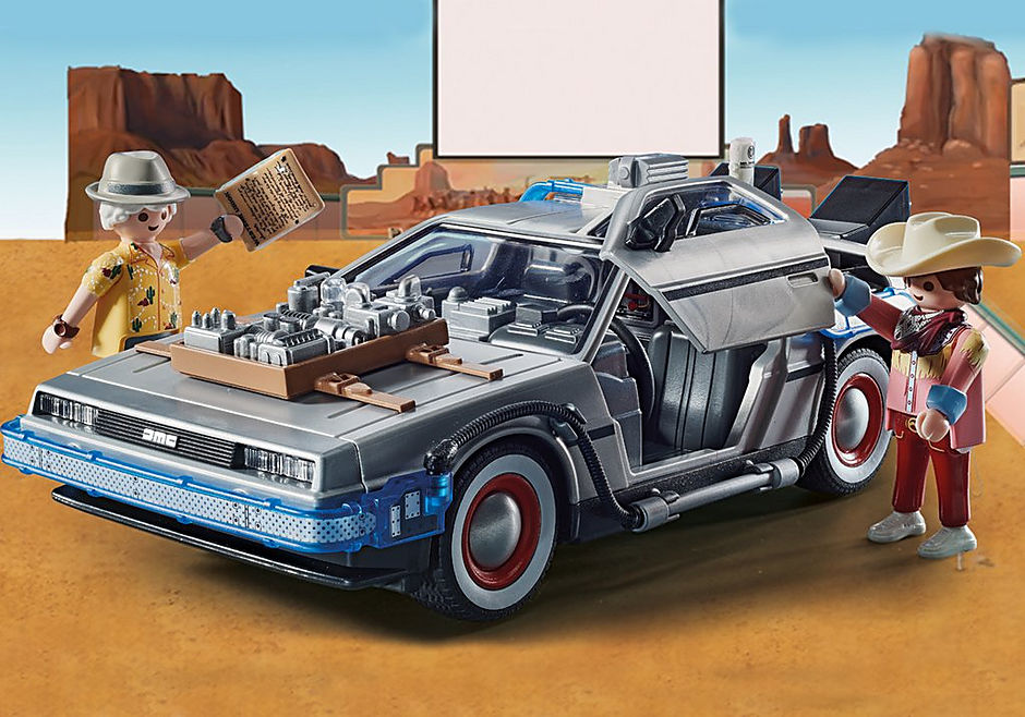 70576 Joulukalenteri Back to the Future Part III detail image 6