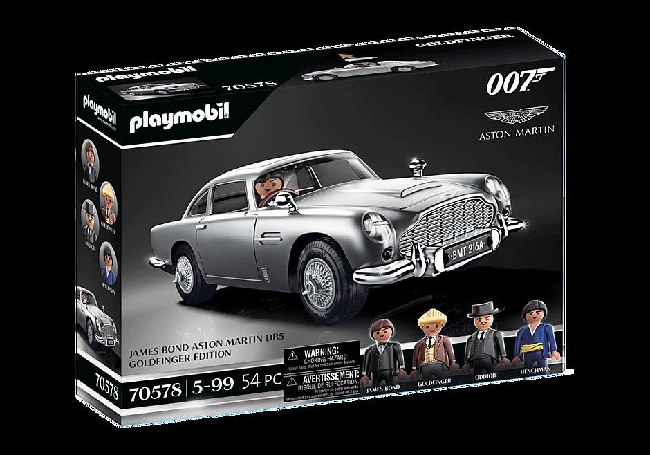 70578 James Bond Aston Martin DB5 - Edition Goldfinger detail image 2