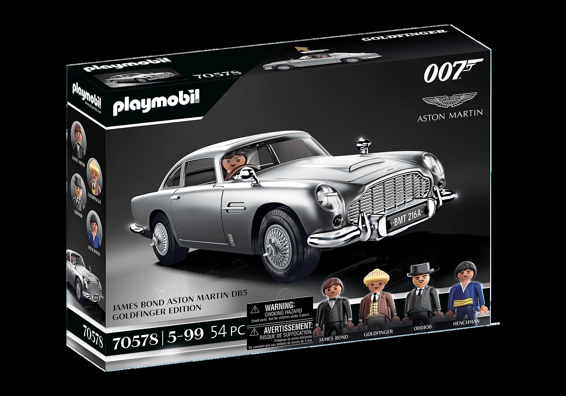 70578 James Bond Aston Martin DB5 - Goldfinger Edition zoom image4