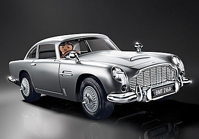 70578 James Bond Aston Martin DB5 - Edición Goldfinger