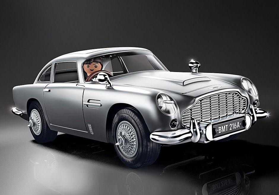 70578 James Bond Aston Martin DB5 - Edición Goldfinger detail image 1