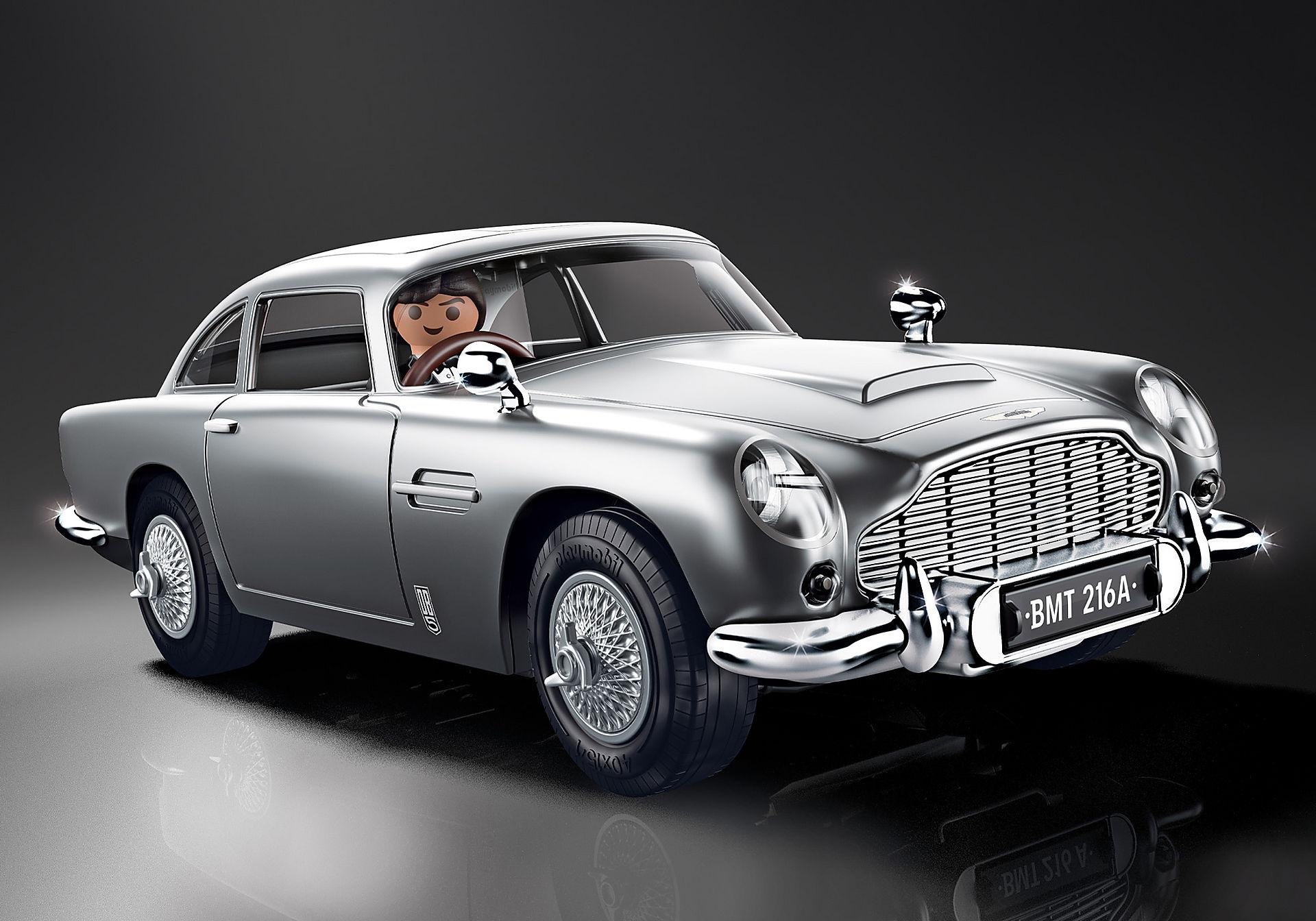 70578 James Bond Aston Martin DB5 - Edición Goldfinger zoom image1