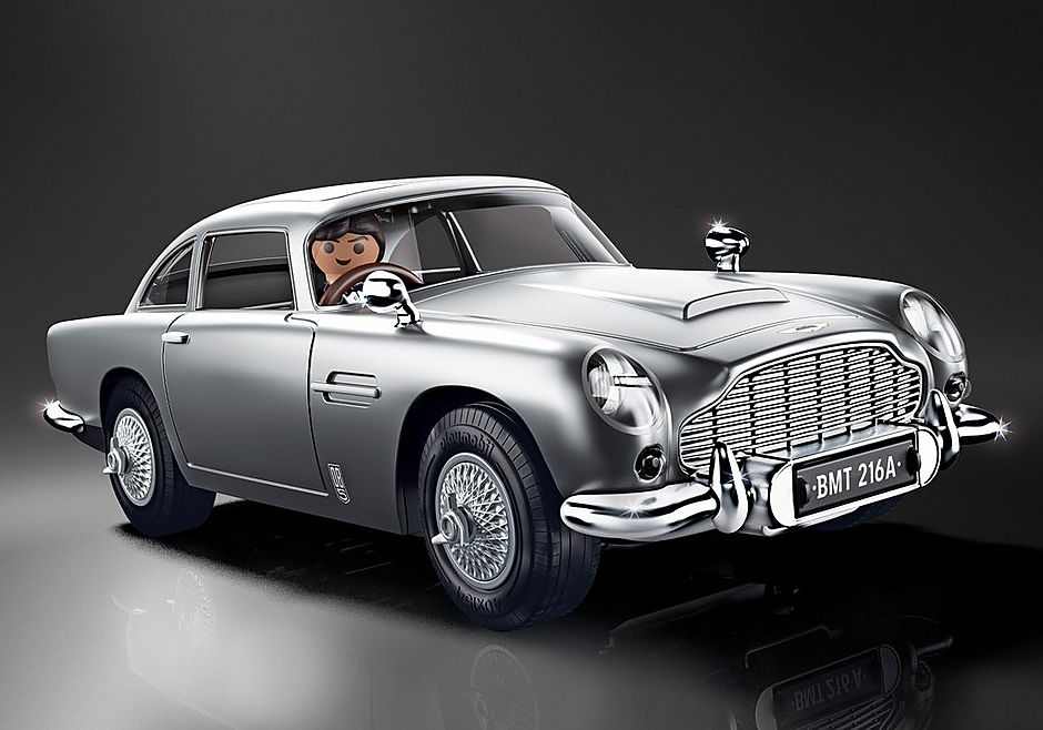 70578 James Bond Aston Martin DB5 - Edition Goldfinger detail image 1