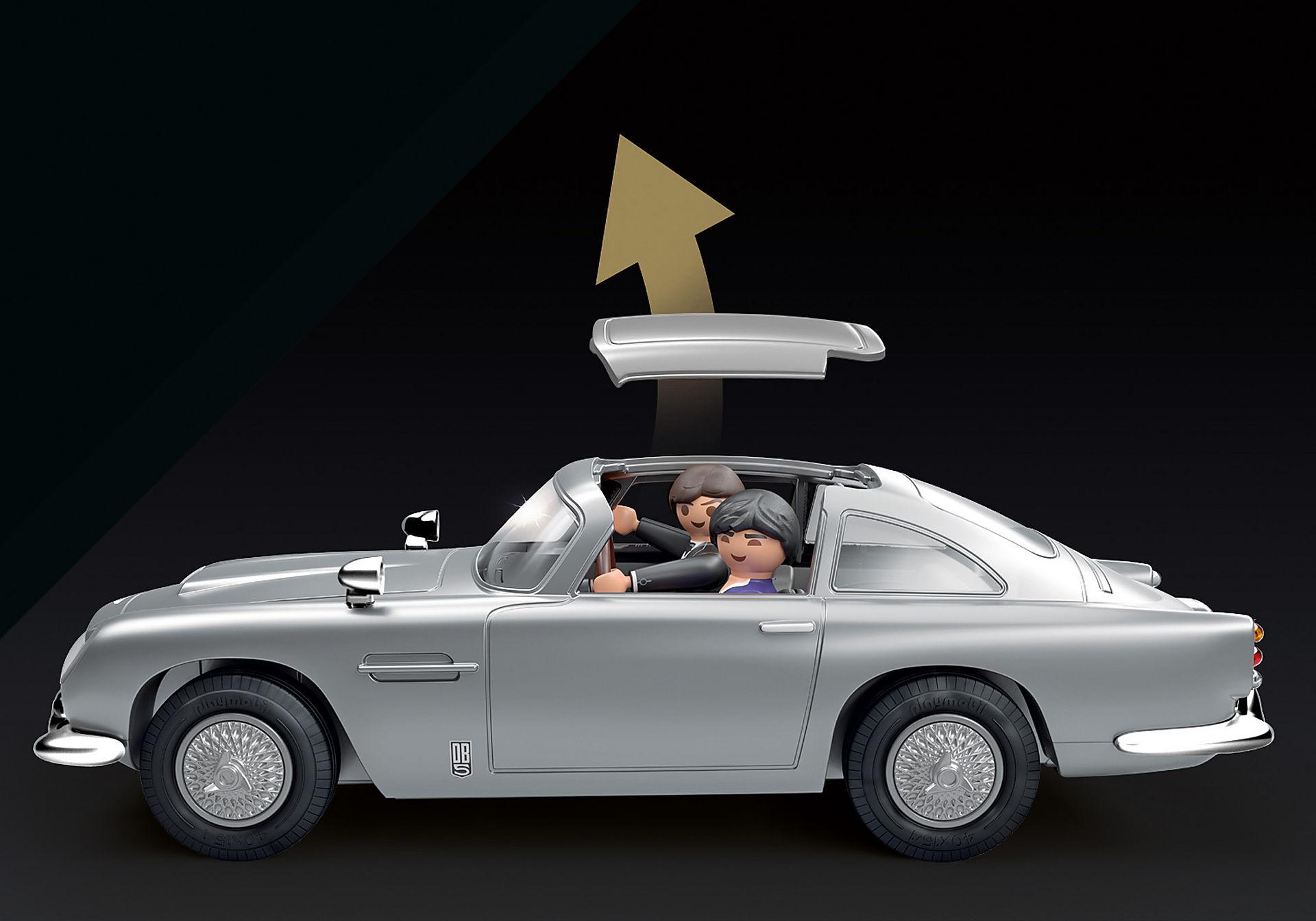 70578 James Bond Aston Martin DB5 - Edition Goldfinger zoom image4