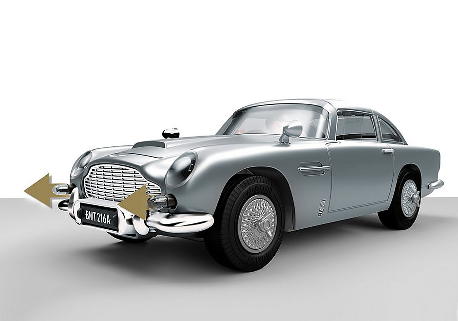 70578 James Bond Aston Martin DB5 - Edition Goldfinger detail image 5