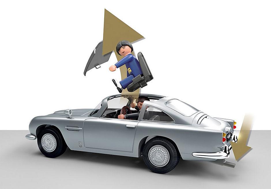 70578 James Bond Aston Martin DB5 - Edition Goldfinger detail image 6