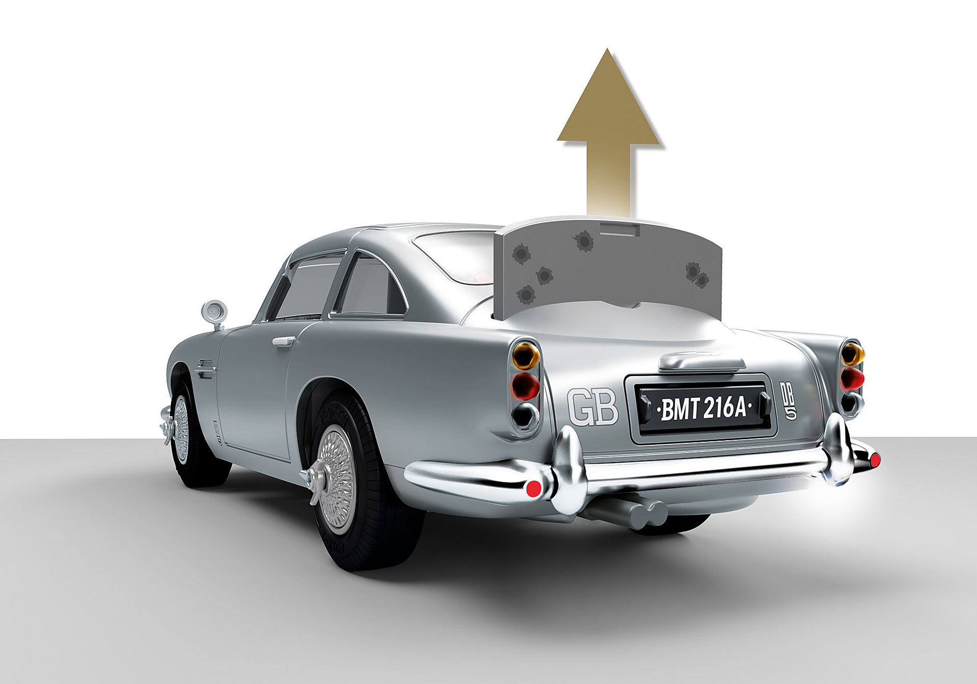 70578 James Bond Aston Martin DB5 - Edition Goldfinger zoom image7