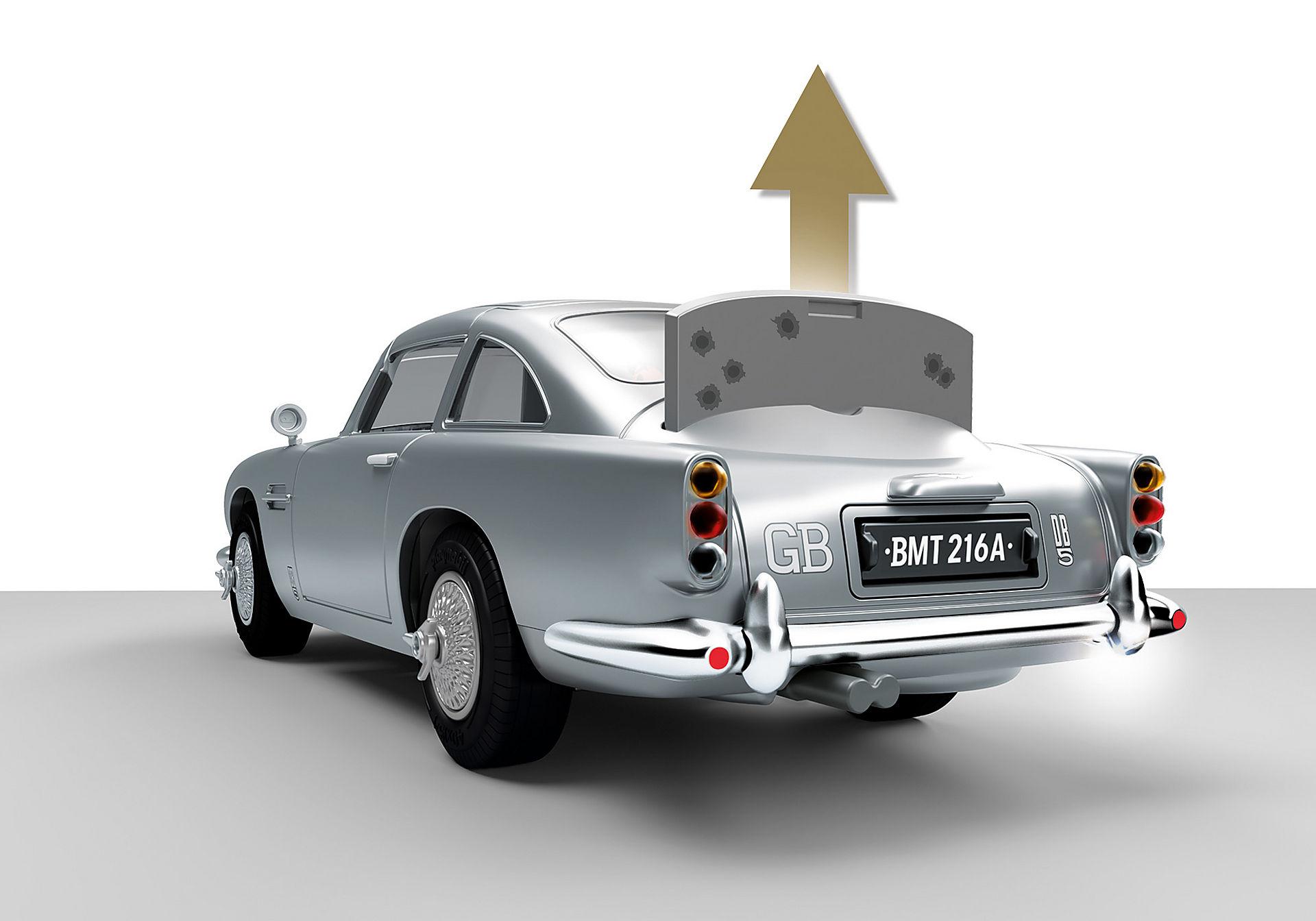 70578 James Bond Aston Martin DB5 - Goldfinger Edition zoom image7