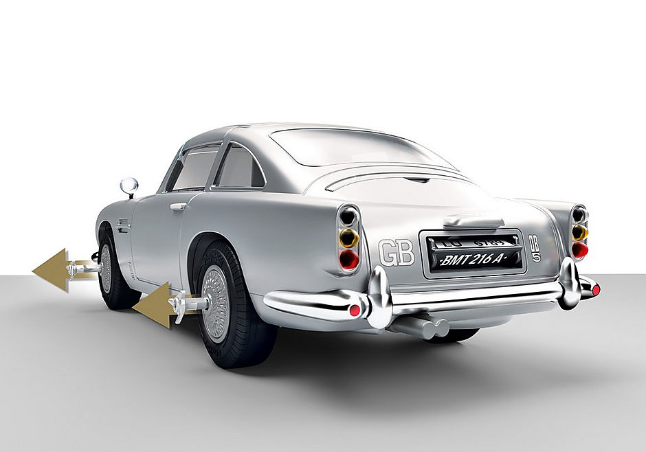 70578 James Bond Aston Martin DB5 - Edition Goldfinger detail image 8