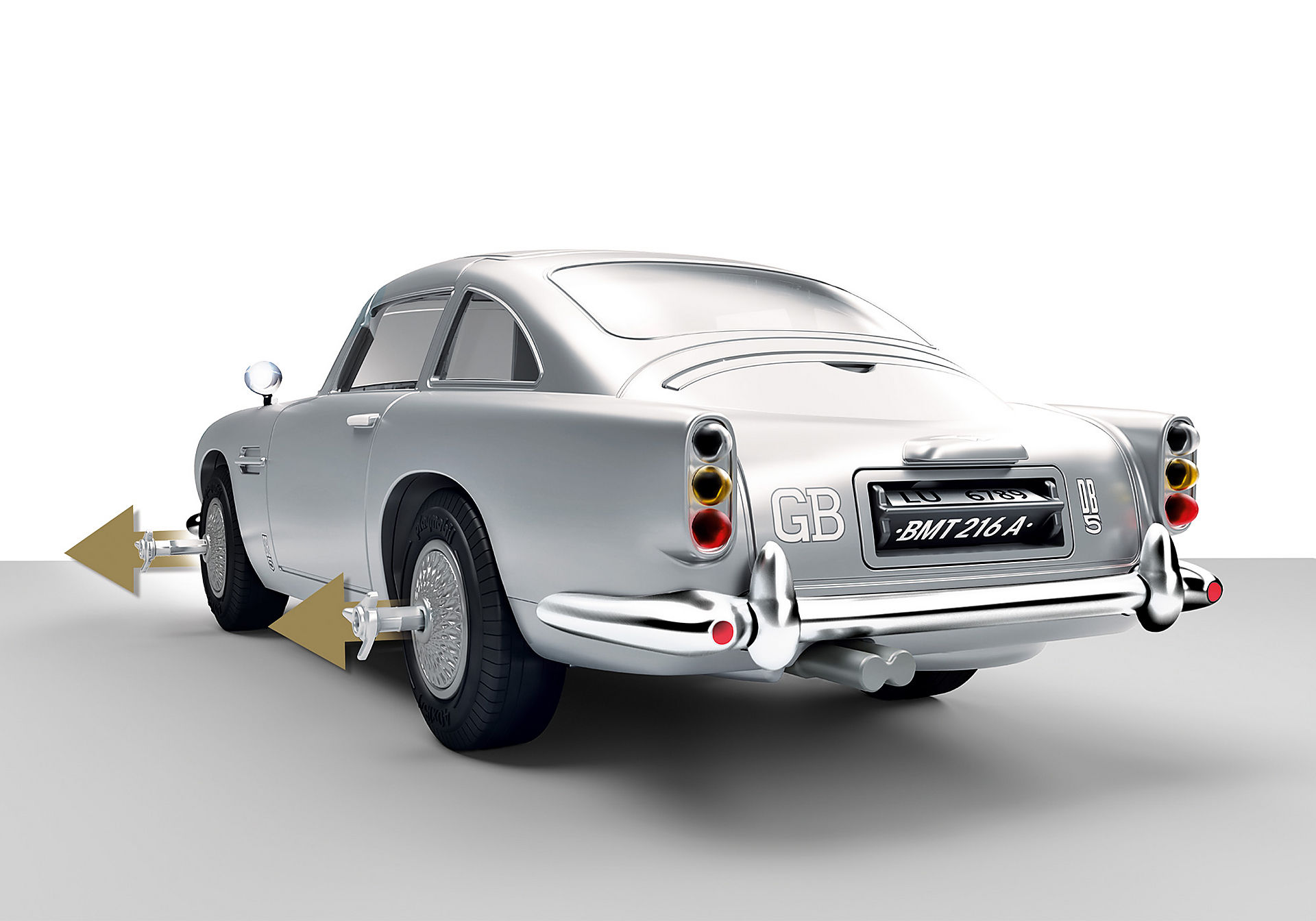 70578 James Bond Aston Martin DB5 - Goldfinger Edition zoom image10