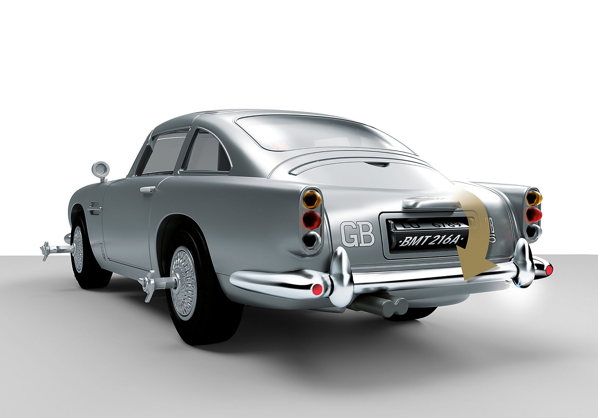 70578 James Bond Aston Martin DB5 - Edition Goldfinger zoom image9