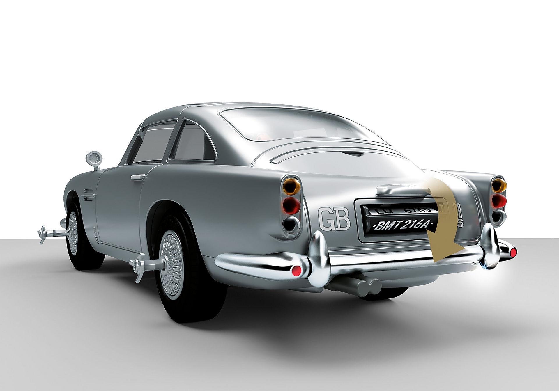 70578 James Bond Aston Martin DB5 - Goldfinger Edition zoom image9