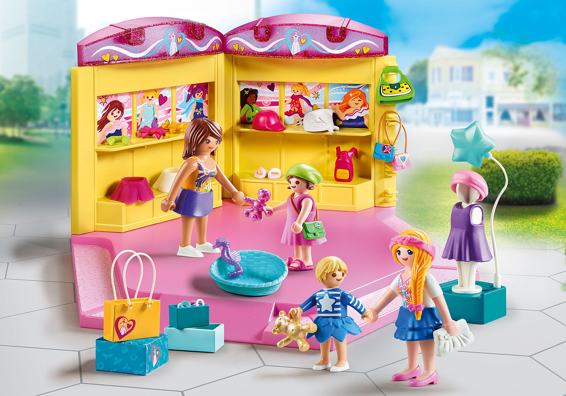 70592 Boutique de mode pour enfants  zoom image1