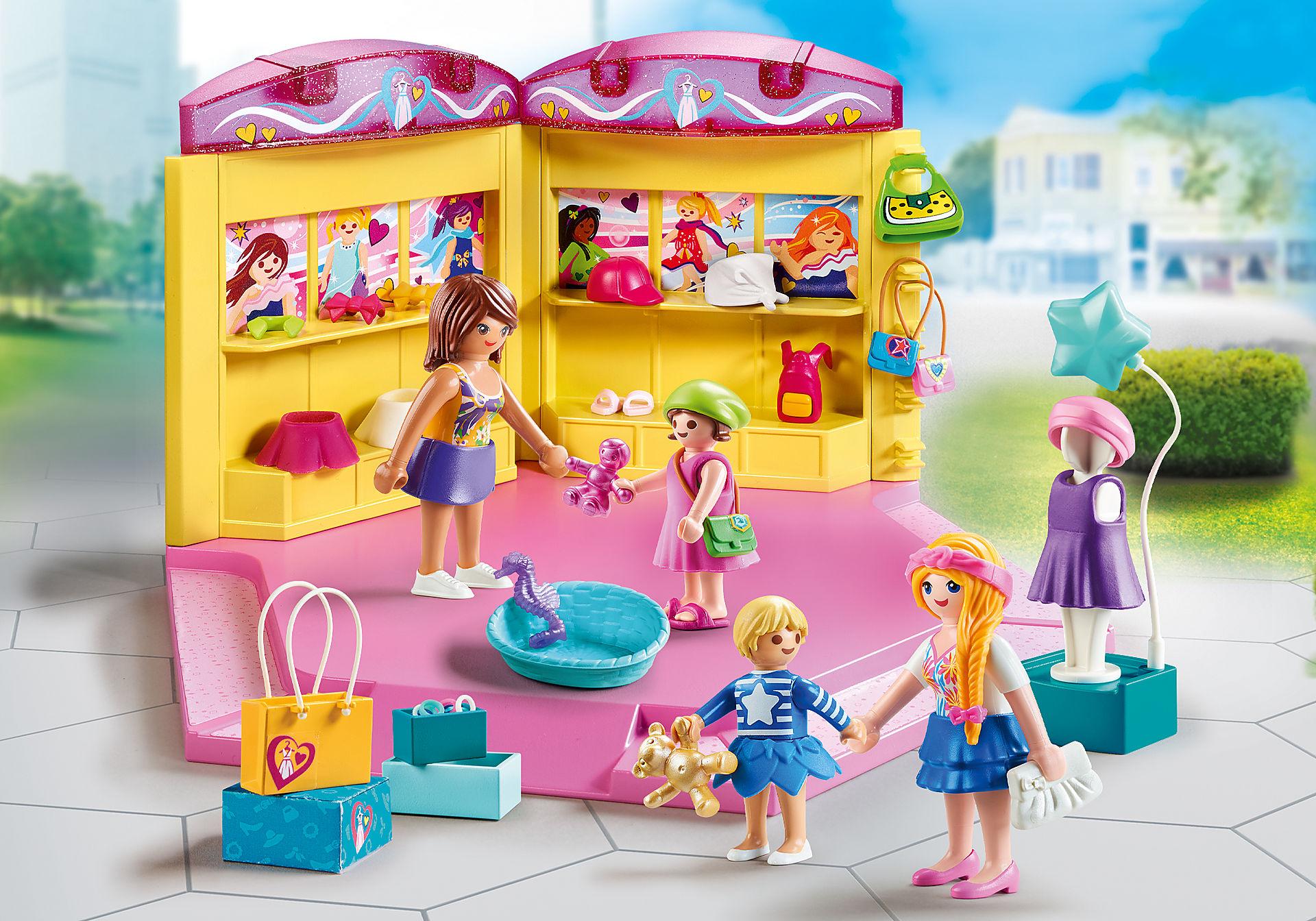 70592 Modny butik z odzieżą dla dzieci zoom image1