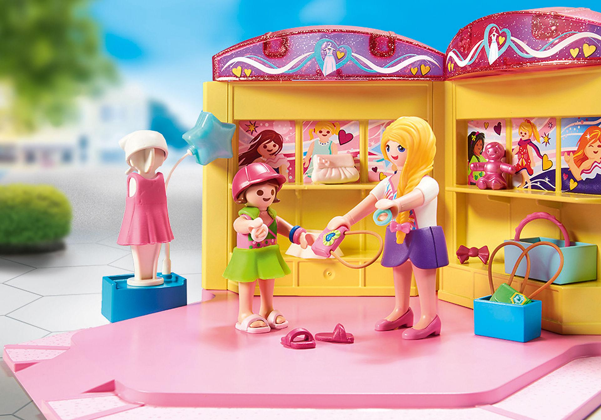 70592 Modny butik z odzieżą dla dzieci zoom image4