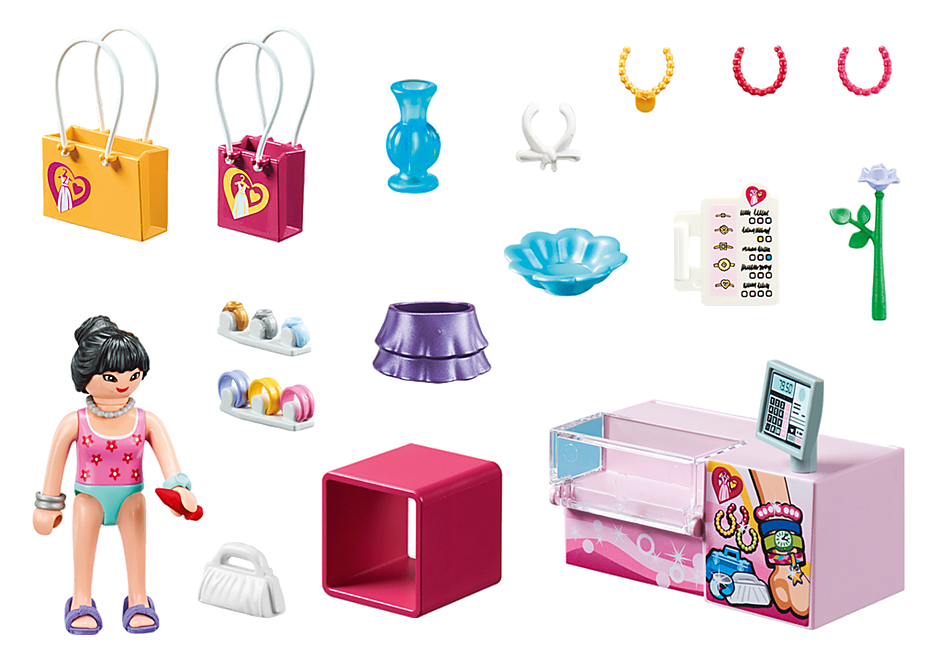 70594 Fashion accessories area detail image 3