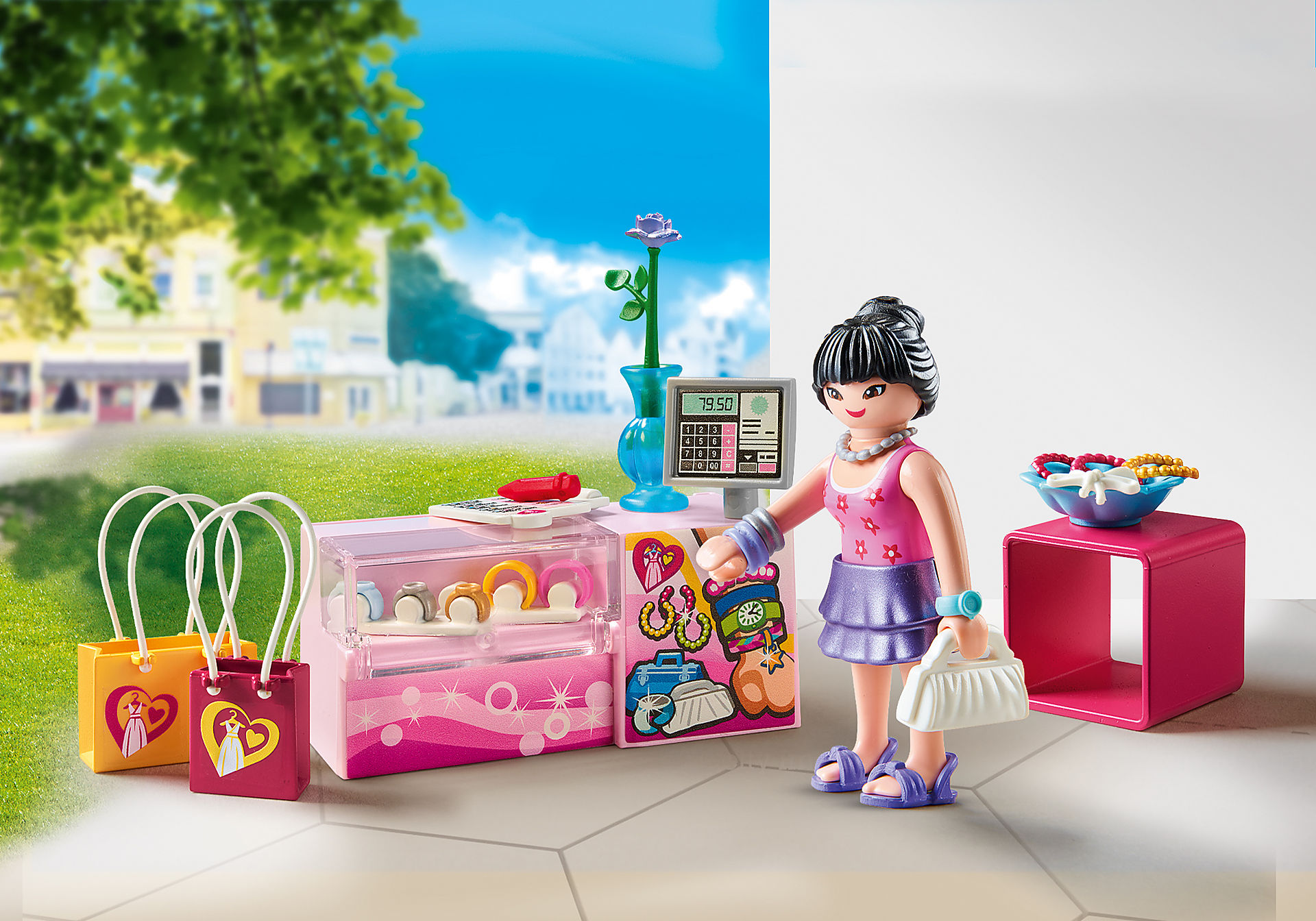70594 Boutique accessoires de mode zoom image1