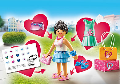 70596 Rapariga Fashion