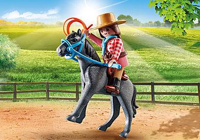 70602 Cavalière et cheval