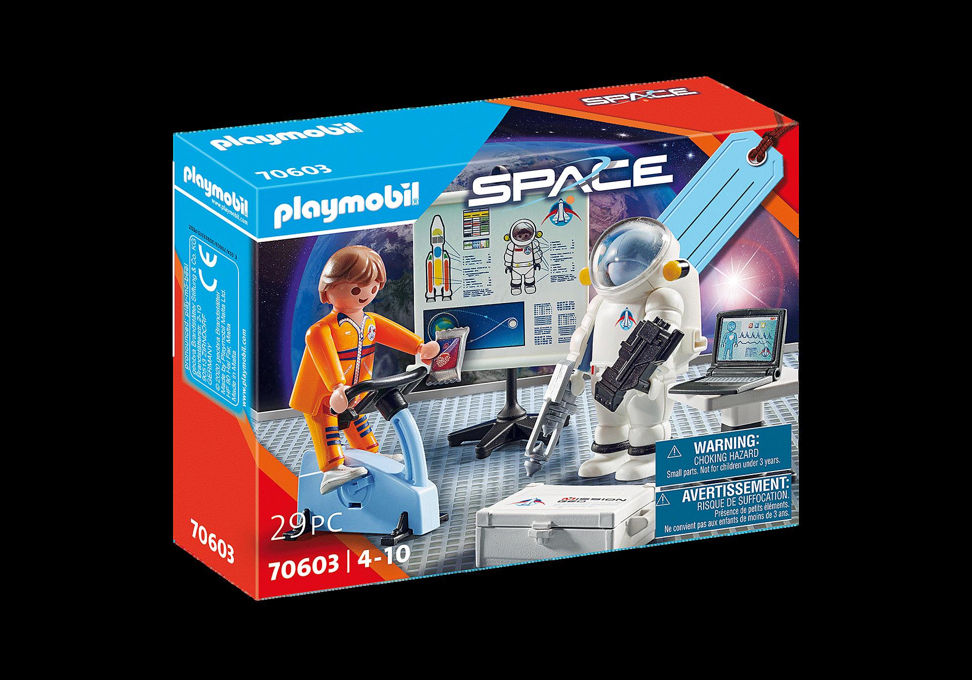 "70603 Presentset ""Astronautträning"" zoom image2"