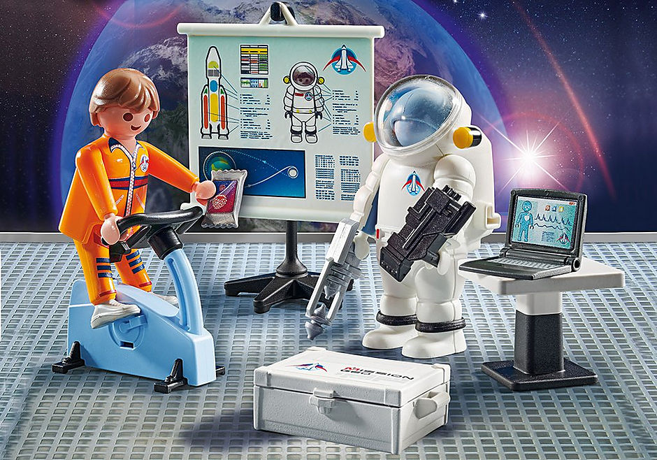 70603 Astronaut Training Gift Set detail image 1