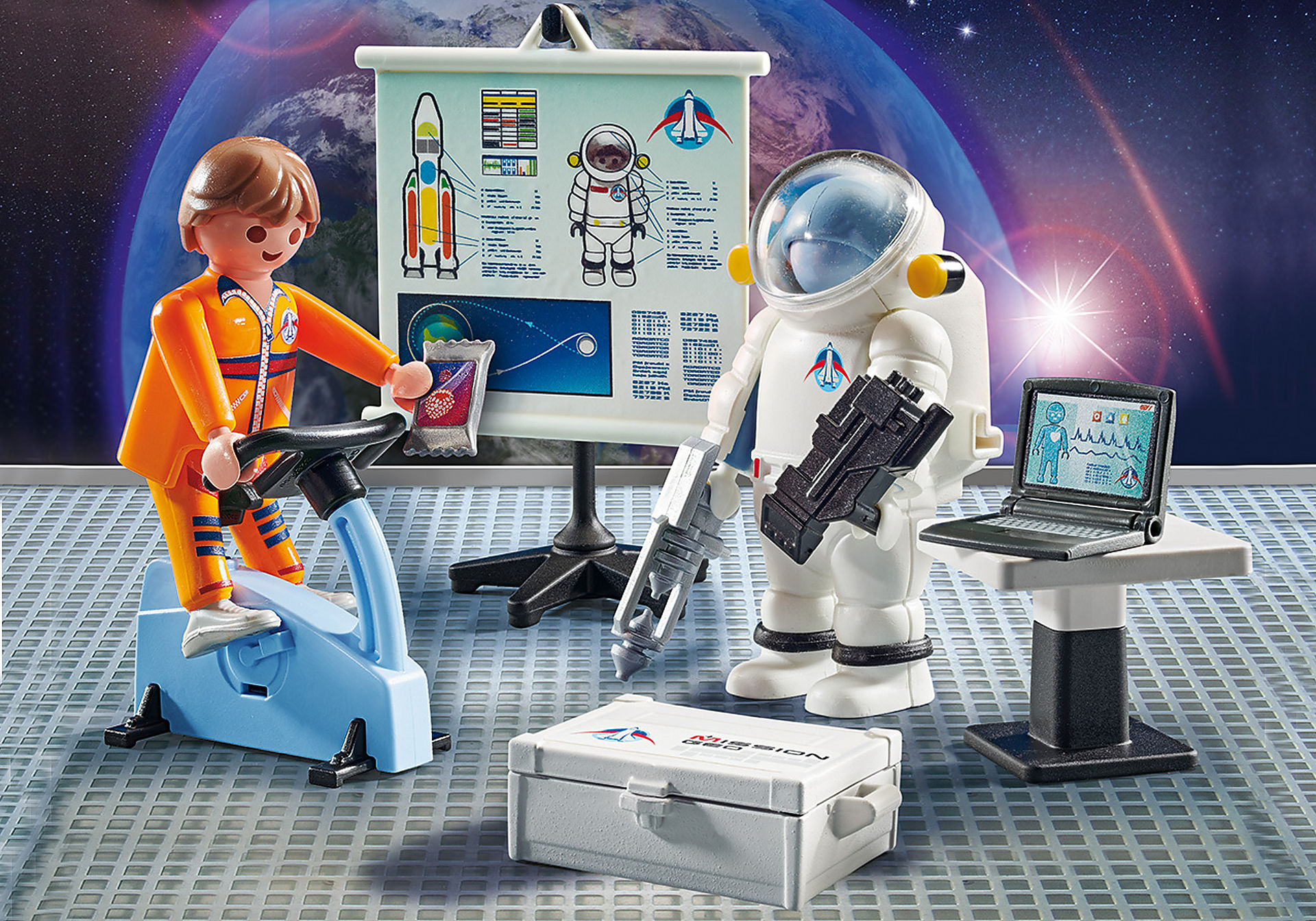 70603 Astronaut Training Gift Set zoom image1