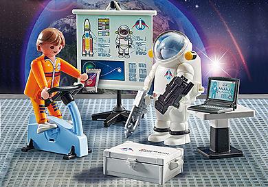 70603 Geschenkset 'Astronautentraining'