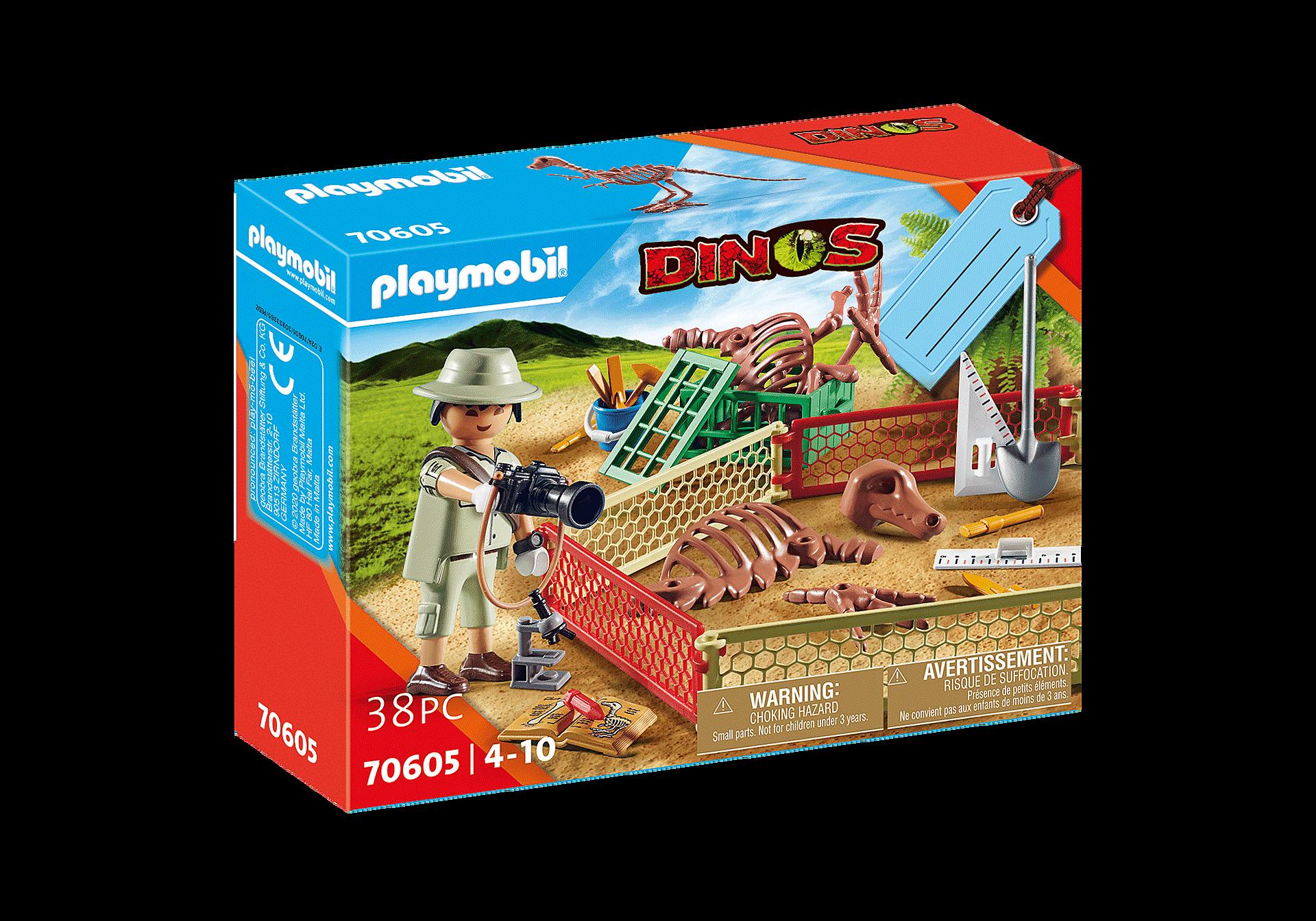 70605 Geschenkset 'Paleontholoog' zoom image2