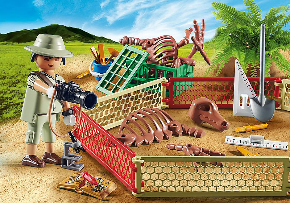 70605 Set cadeau Paléontologue  detail image 1