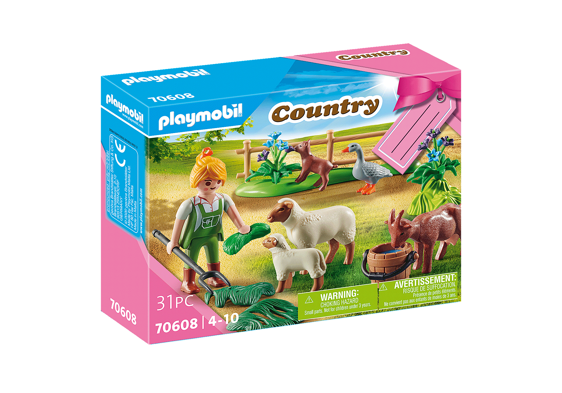 70608 Farmer with Animals Gift Set zoom image2