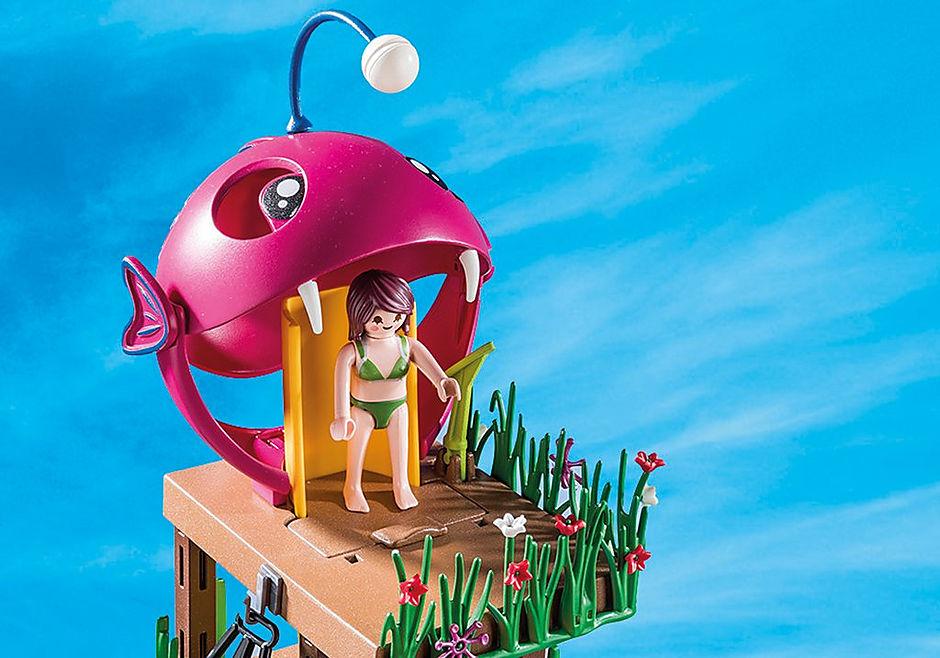 70609 Parc aquatique avec toboggans detail image 5