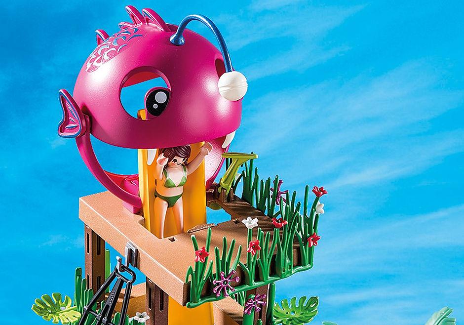 70609 Parc aquatique avec toboggans detail image 6