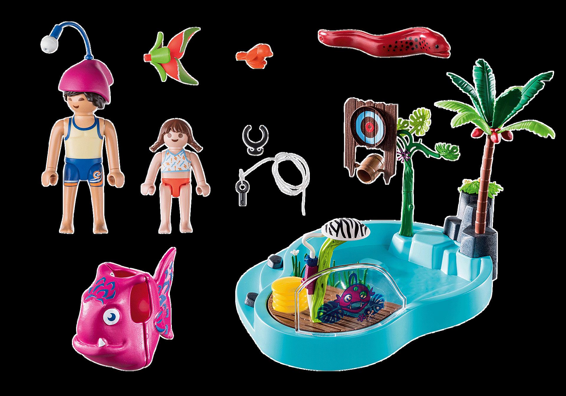 70610 Piscina con giochi d'acqua zoom image3