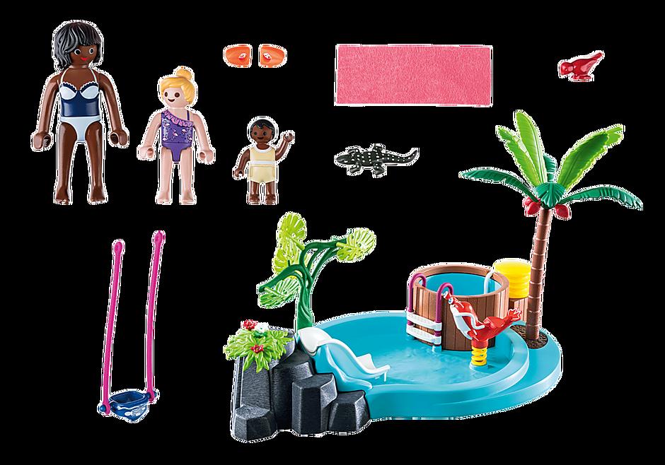 70611 Kinderbecken mit Whirlpool detail image 4
